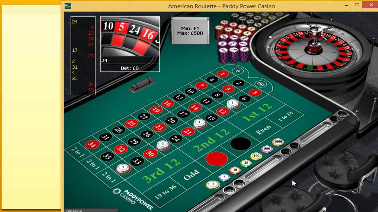 Real money roulette game types